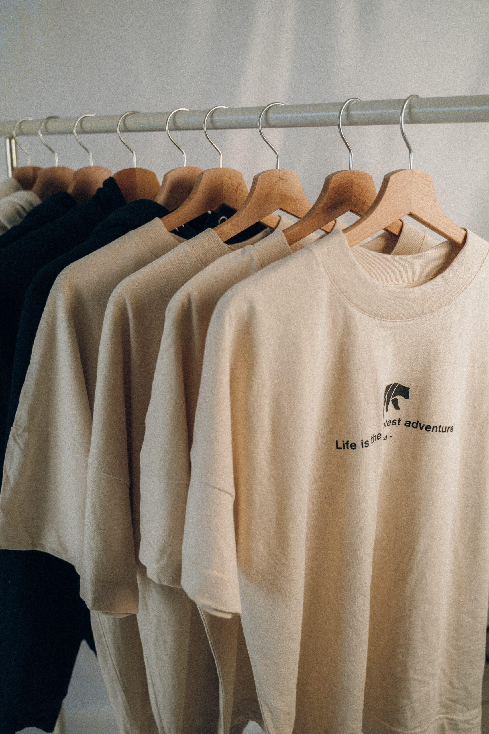 Photographe vidéaste Bordeaux : t-shirts AZCA Store