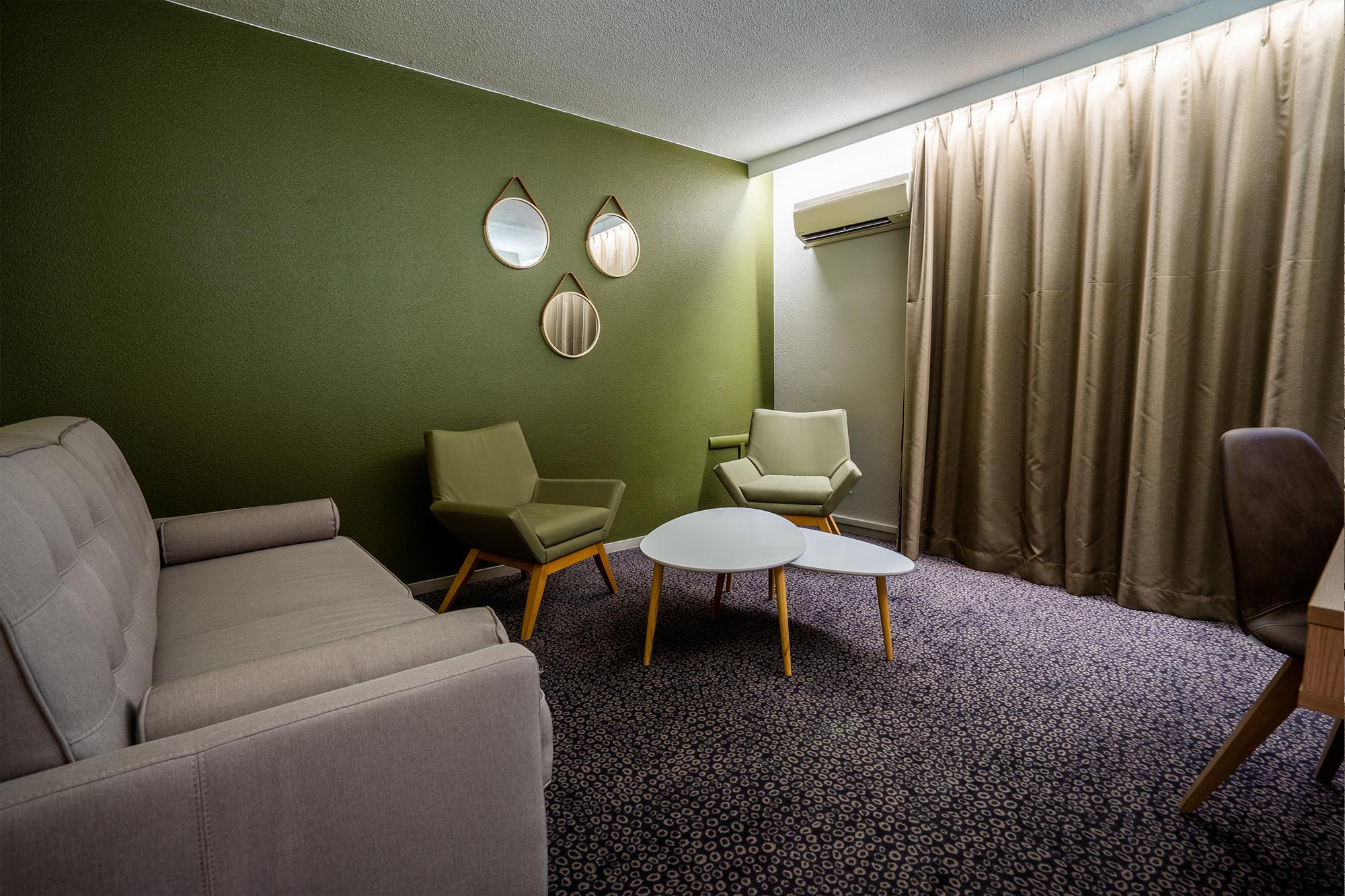 Photographe vidéaste Bordeaux : shoot intérieur hôtel Kyriad