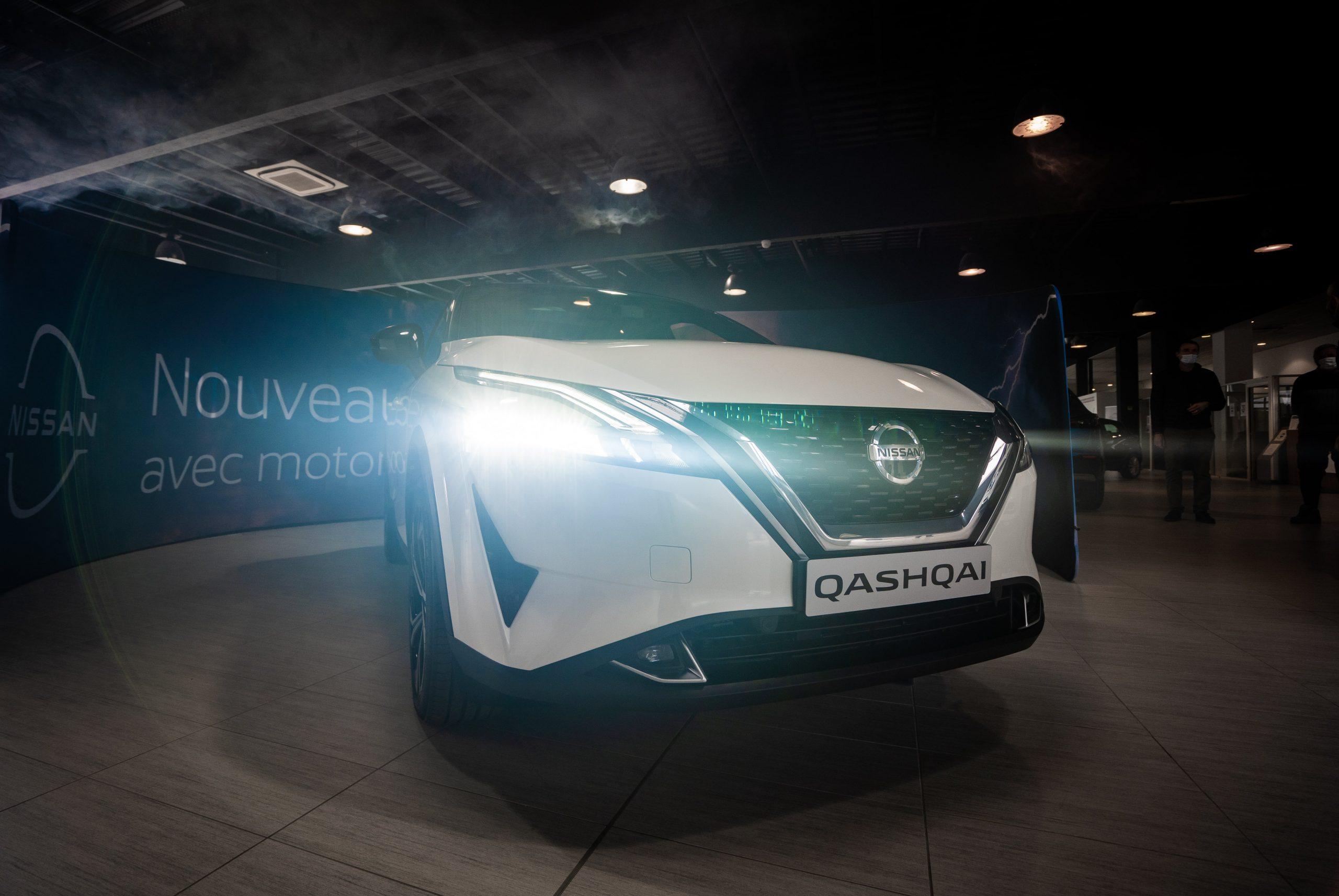 Photographe vidéaste Bordeaux : évènement Nissan