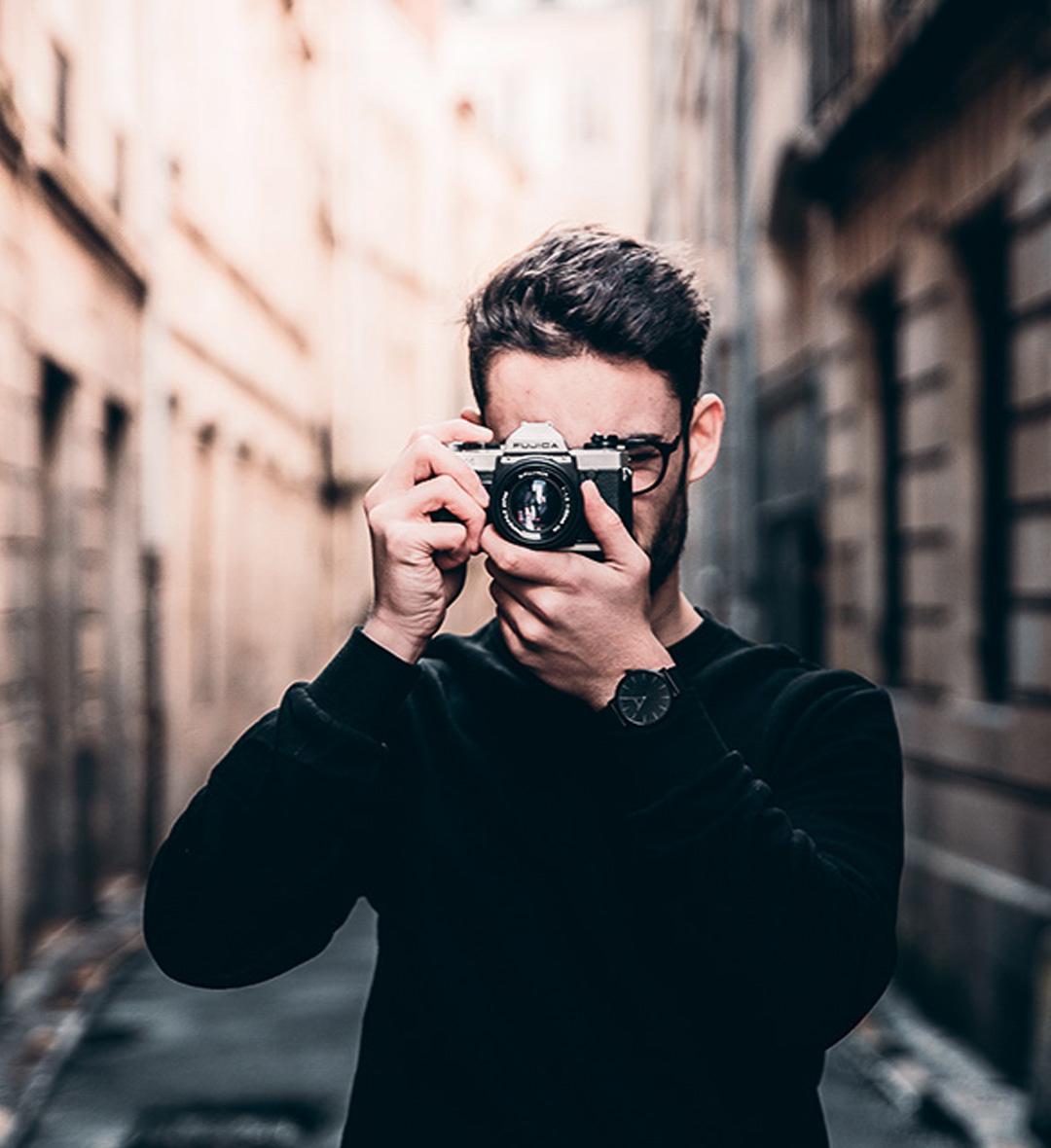 Photographe vidéaste Bordeaux : Louis Maniquet
