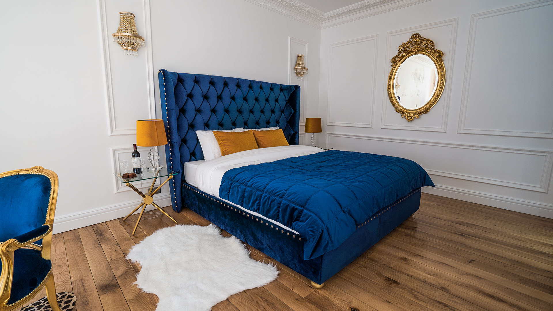 Chambre d'hotes - Château grand Arnaud Bordeaux